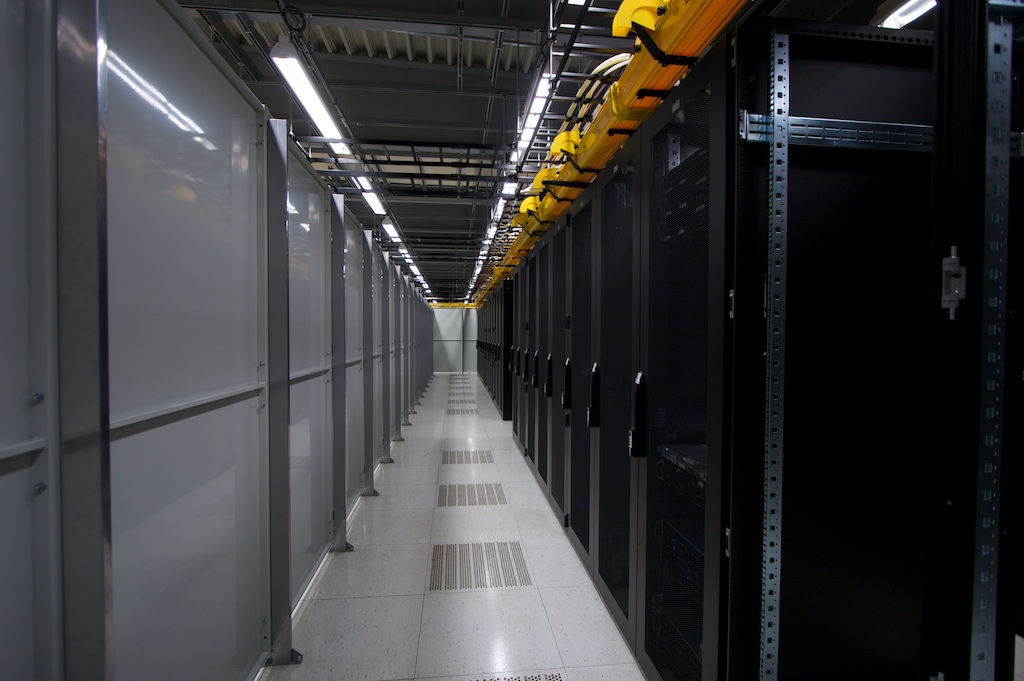 Level 3 Datacenter, Hamburg