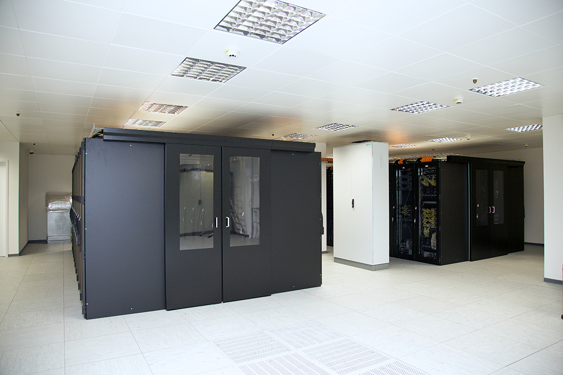 Our main data center W408